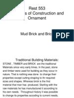Materials ,Mud Brick 2
