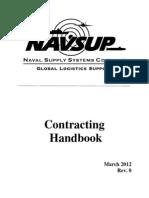 GLS Contracting Handbook Final Draft 7MAR2012