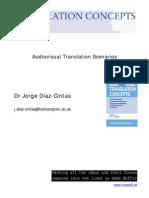 AVT_Dossier Audio Visual Translation