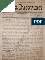 Gazeta Bucovinei #103, Vineri 29 Decembrie 1895 (10 Ianuarie 1896)