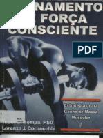 Musculação Treinamento de Forca Consciente