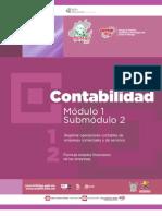 Guía Formativa Profesional CONTABILIDAD, 1-2. CECyTEH 2012