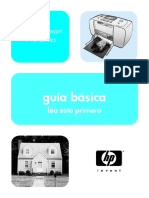 Impresora HP Photo Smart Serie 140
