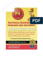 Electrical Engineering Problems and Solutions