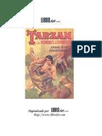Burroughs, Edgar Rice - 18 Tarzan y Los Hombres Leopardos