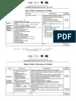 CEF HSST Planificação