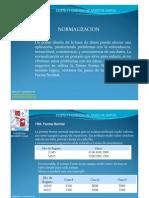 Clase II Bases de Datos Normalizacion