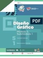 Guía Formativa Profesional, Diseño Gráfico, 5-1. CECyTEH 2012