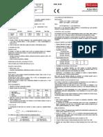 Tecnica de acido urico en sangre