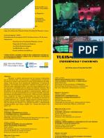 Folleto- CURSO - Turismos Bizarros 2012 UA