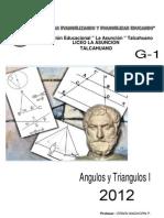 2010 GUIA G1 Angulos y Triangulos