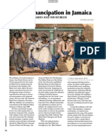 Petrine Archer, Art and Emancipation in Jamaica, Isaac Mendes Belisario and His Worlds, Review Jamaica Journal