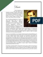 Bibliografia de Rubén Darío