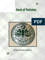 Central Bank and State Bank of Pakistan