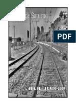 Puente de Saturno Abril - Junio 2009 (reedición)