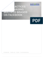 Best Practices for Managing Multiple Brands on Facebook