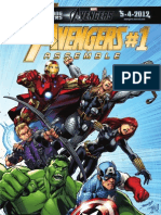 Avengers Assemble Exclusive Preview
