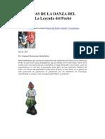 HISTORIAS DE LA DANZA DEL POCHÓ