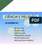 Apresentação ciência e religião