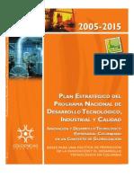 Plan Estrategico CTI Industria 2005 2015