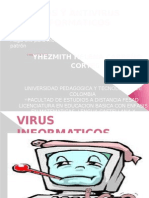 Virus cos Diapositivas
