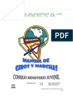 Manual de Giros y Marchas
