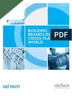 Building Brands in a Cross-Plataform World
