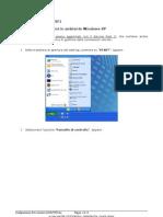 Configurazione Rete Wireless ALMAWIFI