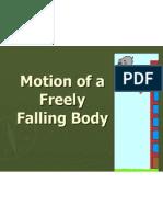 3 Free Falling