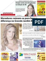Jornal União - Edição de 15 à 30 de Março de 2012