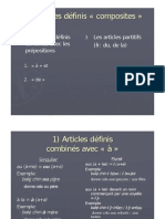 Articles Composites