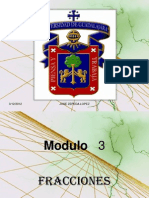 fracciones modulo 3