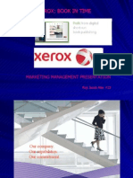Xerox Book in Time