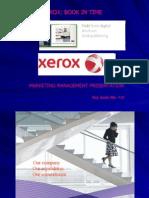 xerox case study book in time