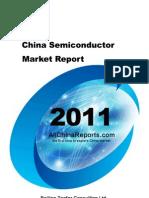 China Semiconductor Market Report