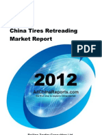 China Tires Retreading Market Report