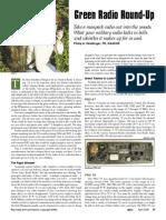 QST Green Radio Round-Up APR2006