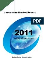 China Wine Market Report