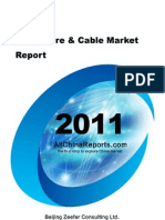 China Wire Cable Market Report