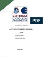 Caso Sigmapharm - Grupo 8 - MBAG AqreuipaX