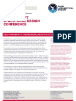 3rd Aircraft Structural Design Conference