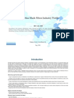 China Man Made Fibres Industry Profile Isic2430
