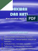 Dakwah Dan Hati