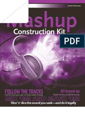 Audio Mashup Construction Kit | Song Structure | Performing Arts