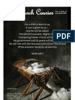 The Church Courier, December 2008