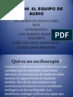 Repara Equipo de Audio 97-2003