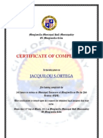 certificate of completiondocojt