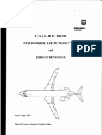 Cf34 Power Plant Introduction