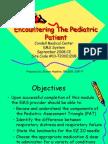 Encountering the Pediatric Patient