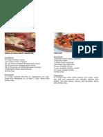Fobecom Recipes